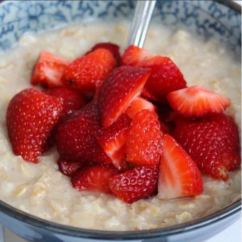 breakfast oatmeal