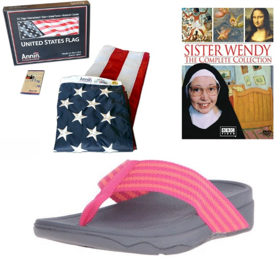 sister wendy becket