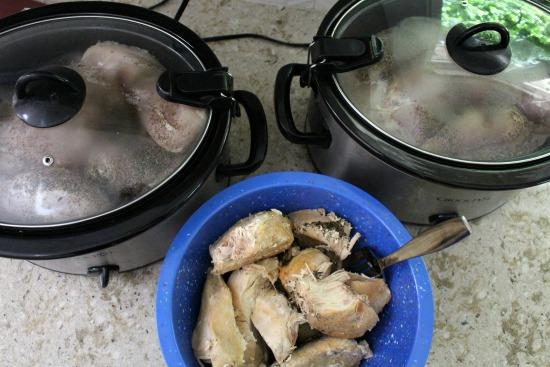 crock pot chicken