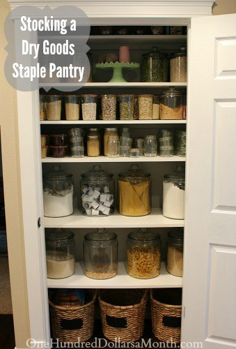 stocking-a-dry-goods-staple-pantry