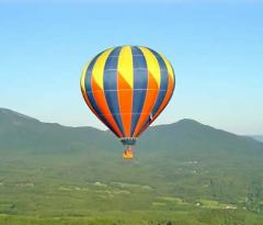 Hot Air Balloon Wedding/Elope Vermont Bed and Breakfast