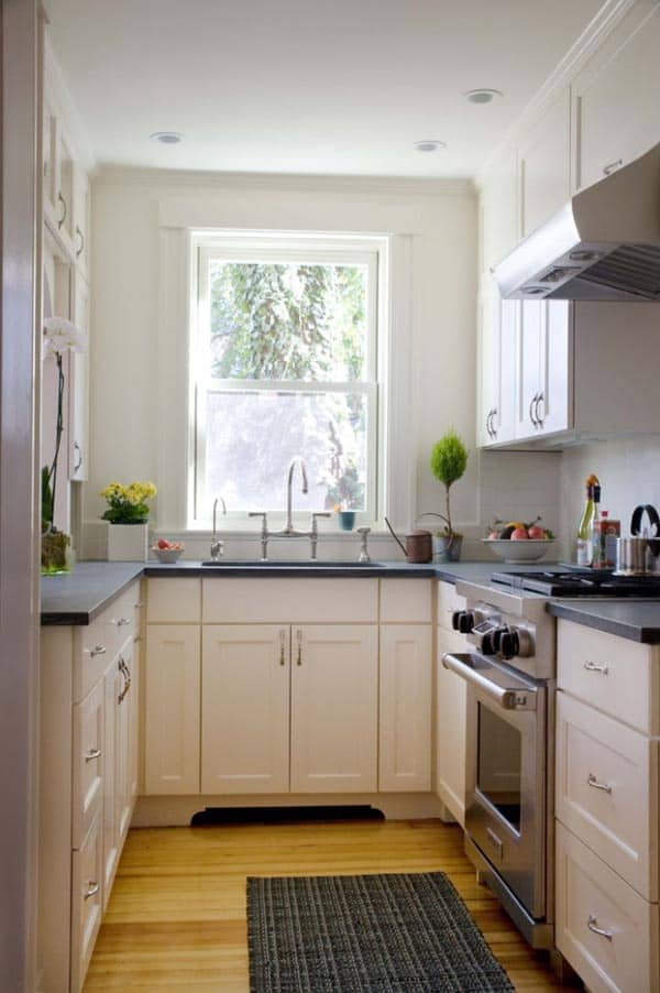 Small Kitchen Ideas-31-1 Kindesign