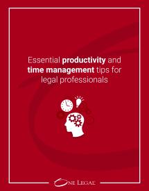 Productivity at work ebook