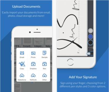 SignNow app