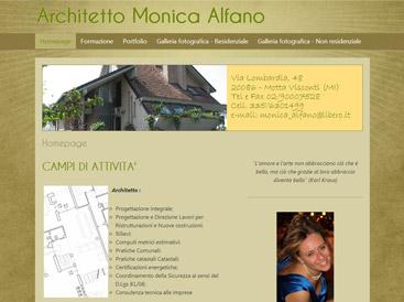 Architetto Monica Alfano
