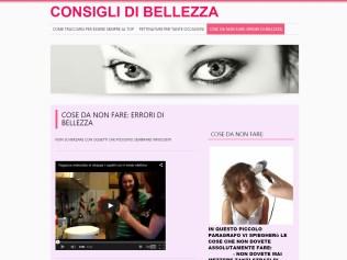 sito web passione e hobby