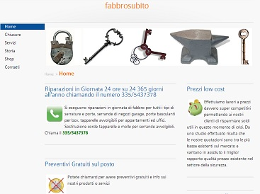 sito web fabbri