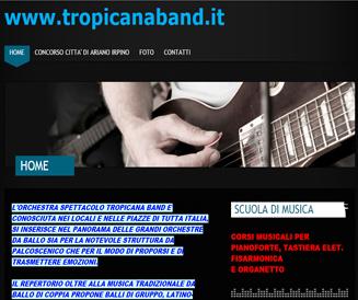 creare_sito_gruppo_musicale