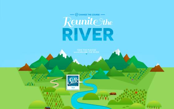 reunitetheriver.com - water is good
