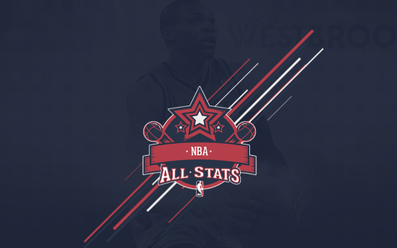 NBAllStats let you see data of all NBA teams since 1970. You can find global data about teams, best players, and also playoffs.