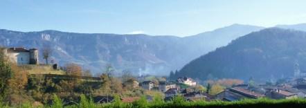 vallée de l'isère