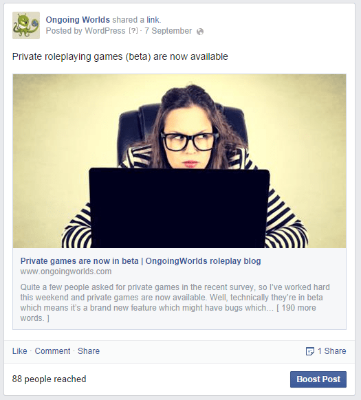 how to make your relationship status visible on facebook