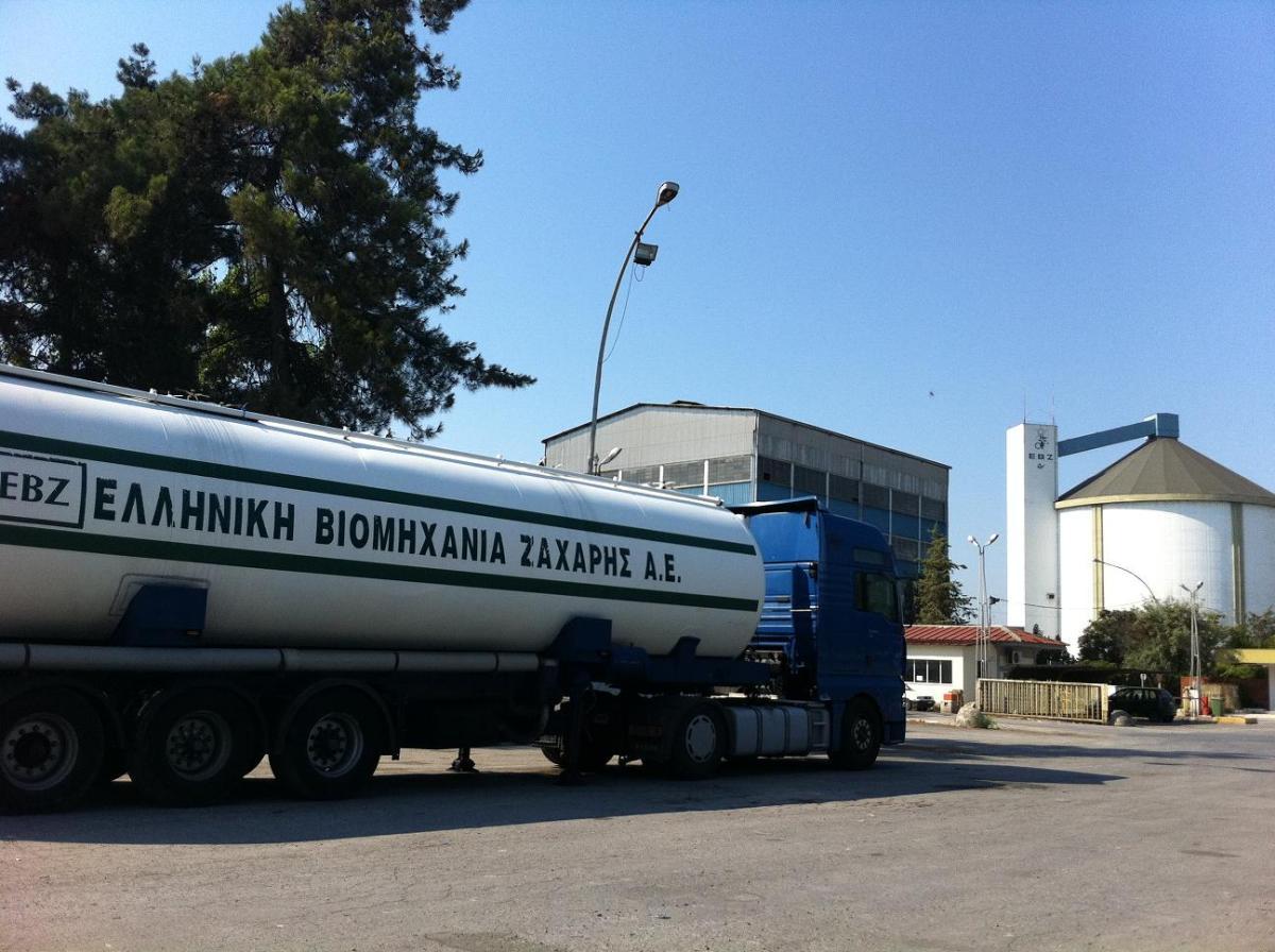 Πωλείται έναντι 8 εκατομμυρίων ευρώ το πρώην εργοστάσιο ζάχαρης στη Λάρισα