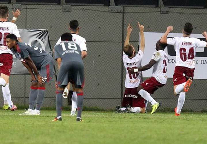 Βασίλισσα ξανά η ΑΕΛ νίκησε 1-0 τον Ολυμπιακό με εντυπωσιακή εμφάνιση!