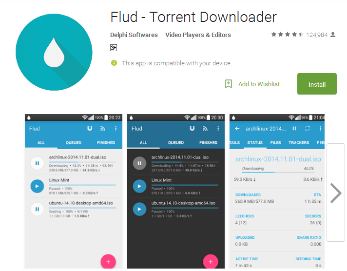 top 10 torrent downloader app for android