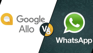Google Allo vs WhatsApp : Is Allo Better Than Whatsapp ?