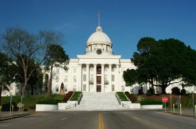 Alabama Geography and History