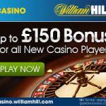 william hill online casino bonus