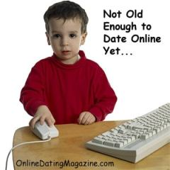 How Old Do You Have to Be to do Online Dating?