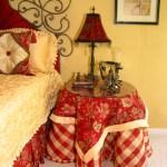 skirted table by vicki daeley