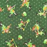 St. Patrick's Fabrics
