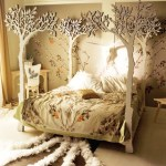 whimsical bed from attila design on etsy