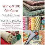 No-Sew Thanksgiving Crafts & $100 OFS Gift Card Giveaway