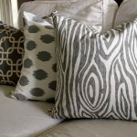 How to Sew a Throw Pillow Cover in 10 Minutes
