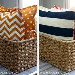 How to Create No-Sew Floor Pillows