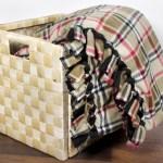 How to Make a No Sew Fleece Blanket