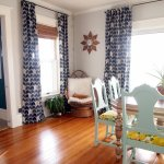 Awesome Ikat Drapes