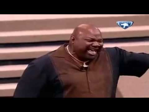 Bishop TD Jakes – Fear is Holding You Back (Video)