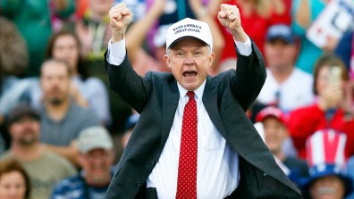 Jeff Sessions Wire Act online gambling