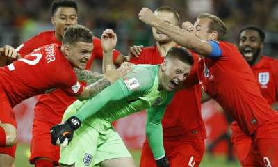 England Gets Past Colombia in World Cup Shootout, Sweden Beats Switzerland