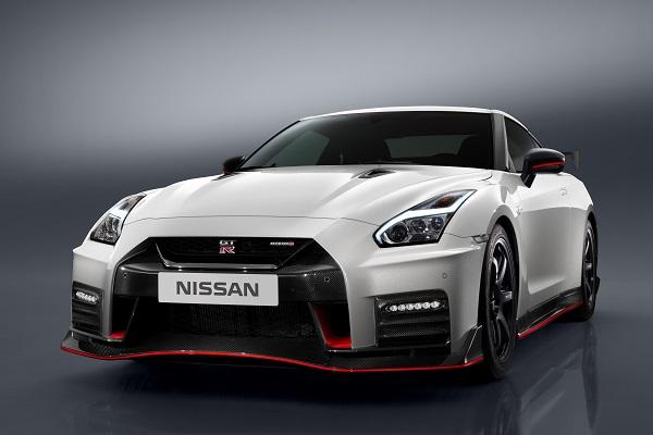 Nový Nissan GT-R NISMO 2017 posúva nové GT-R na ďalšiu úroveň
