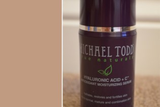 Michael Todd True Organics - Hyaluronic Acid & C Serum