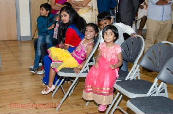 Onam Festival Cambridge 2016 - Members of the audience.