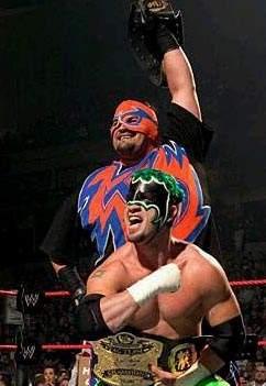 Super hero vs wrestler