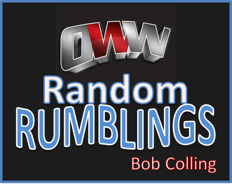 Random Rumblings
