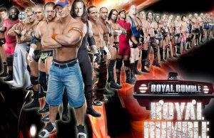 WWE Rumble