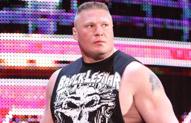 Brock Lesnar 4