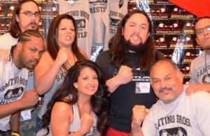 Santino Wrestling