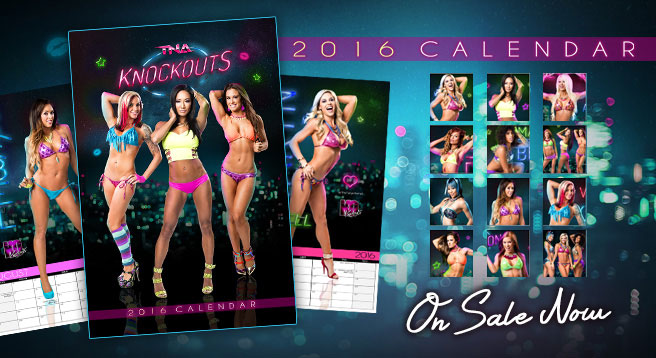 Calendar For Sale : Signed knockouts calendar now on sale oww