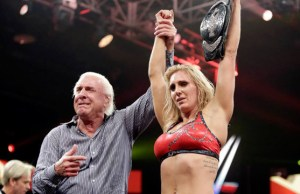 flair with daughter