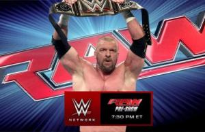 Triple H WWE Champion