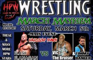 HPW March Mayhem 2