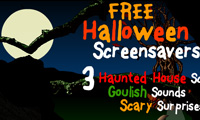 Halloween Screen Savers Flash Animation