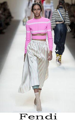 Fendi spring summer 2017 lifestyle clothing for women