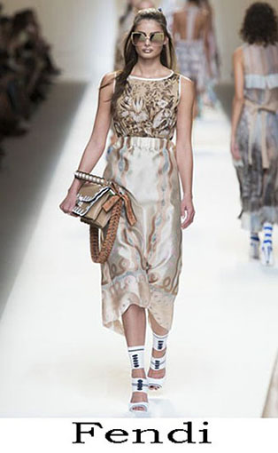Fendi spring summer 2017 lifestyle clothing for women