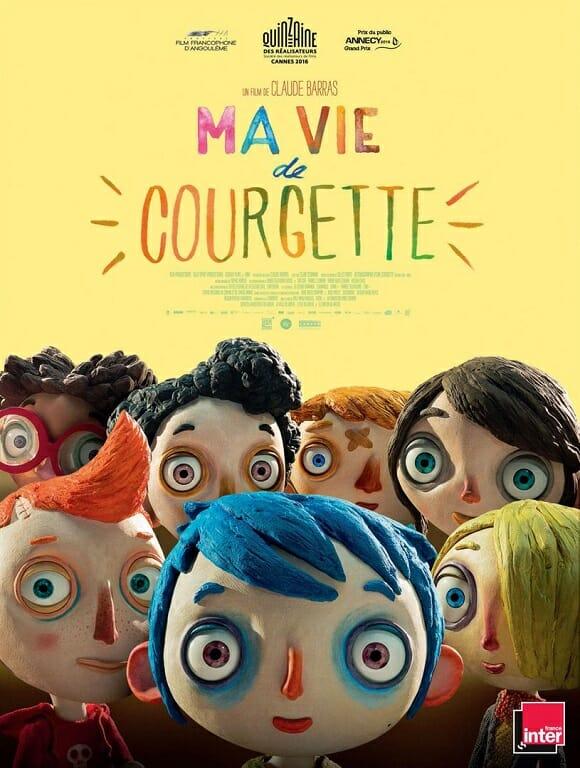 [Critique] MA VIE DE COURGETTE